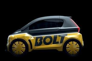 Микро автомобилът Bolt Nano дебютира в Париж