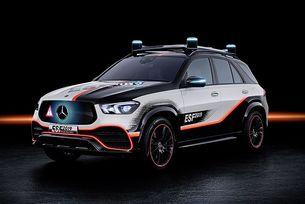 Mercedes-Benz представи прототипа ESF 2019