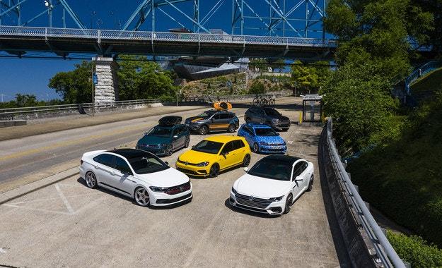 Volkswagen подготви седем концепта за САЩ