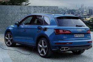 Audi Q5 стана plug-in хибрид