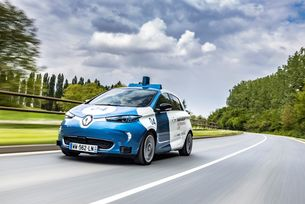 Как Groupe Renault вижда споделената мобилност