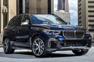 BMW пуска най-мощните версии на X5 и X7