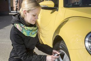 Защо да проверяваме редовно налягането на гумите си