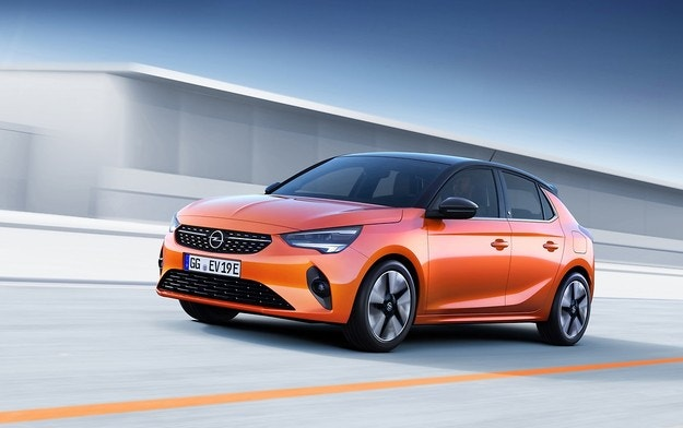 Новият Opel Corsa с електрическа версия