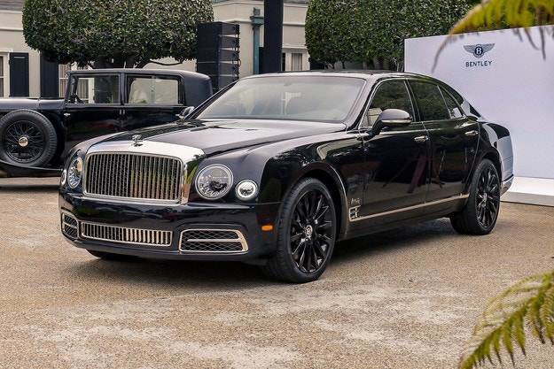 В очакване на нов концепт на Bentley