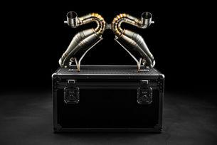 Нова изпускателна система на Валентино Балбони