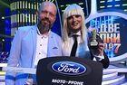 Ключът за голямата награда беше връчен от Даниел Владев - бранд мениджър на Ford за България. На сцената на култовото предаване той изрази своето вълнение от партньорството между Ford и атрактивното ТВ шоу, за поредна година.