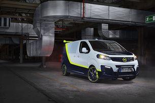Opel посвети Zafira Life на американски сериал