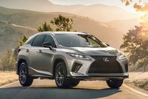 Lexus обнови кросоувъра RX