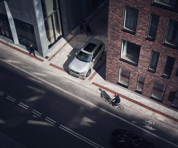 Volvo Cars и POC провеждат първи в света crush тест