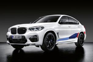 BMW показа заводски тунинг за X3 M и X4 M
