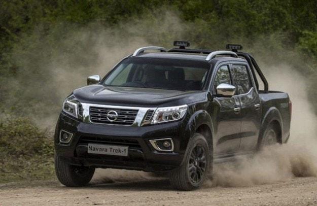 Nissan обнови пикапа Navara за 2020 година