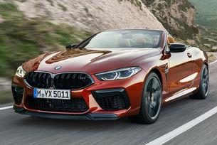 Новото BMW M8 получи двигател с 625 к.с.