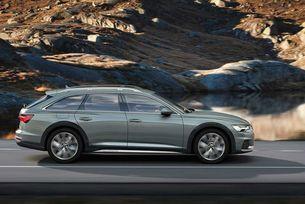 Audi представи новото поколение на A6 Allroad