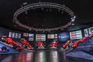 Изложба: Ferrari празнува 90 години Scuderia