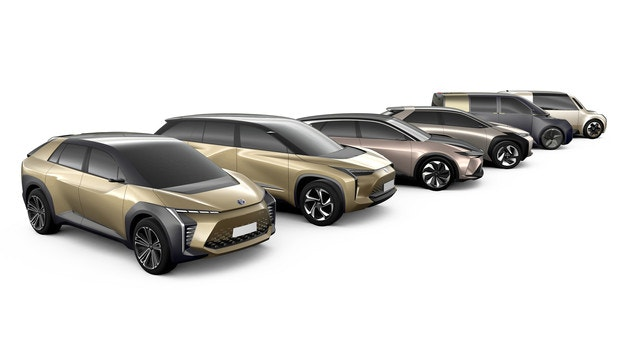 Toyota ще прави главно електромобили от 2020 г.