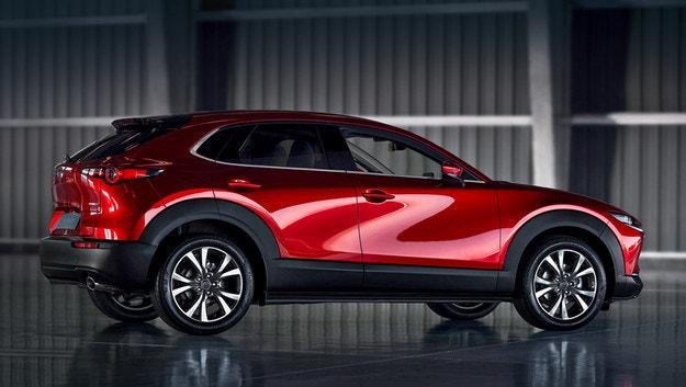 Първият елкросоувър на Mazda идва през 2020
