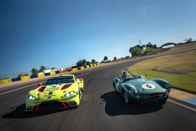 Aston Martin се завръща на Льо Ман след 1959