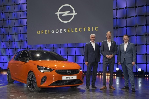 Opel Corsa-e: Развойна работа и тестове