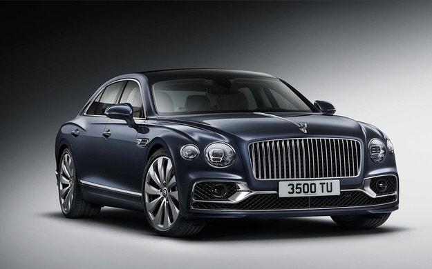 Bentley представи новия Flying Spur