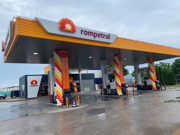 Ромпетрол България с трета бензиностанция във Враца
