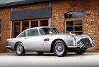 Обявиха на търг Aston Martin DB5 на Джеймс Бонд