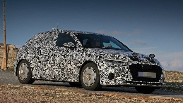 Заснеха Audi A3 на финални тестове преди премиерата