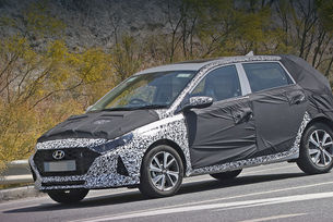 "Третият"" хечбек Hyundai i20 разкрива ново лице"