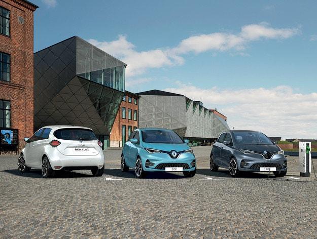 Представяме третото поколение на Renault ZOE