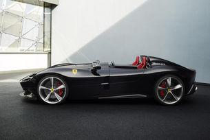 Ferrari представя три специални проекта в Гудууд