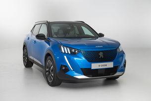Peugeot разсекрети нов кросоувър