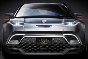 Нови снимки на първия кросоувър Fisker