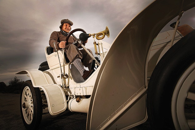 С Mercedes Simplex до Ла Тюрби