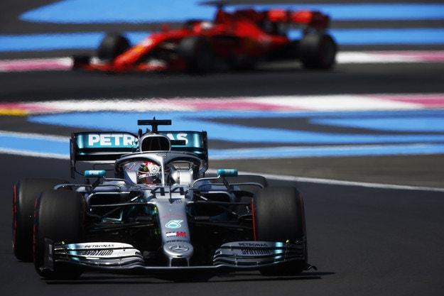 Гран при на Франция 2019
