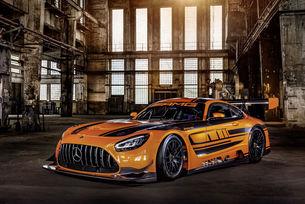 Mercedes-Benz обнови спортния Mercedes-AMG GT3