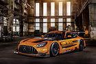 Mercedes-Benz обнови състезателния Mercedes-AMG GT3
