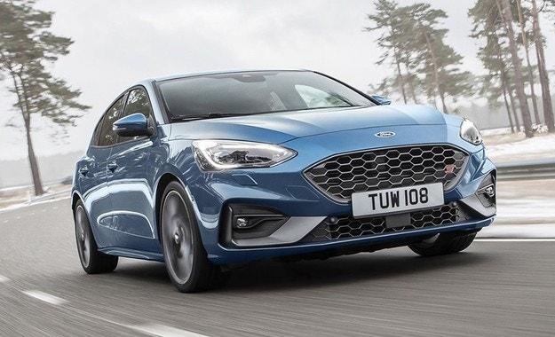 Ford разкри най-мощния и бърз Focus ST