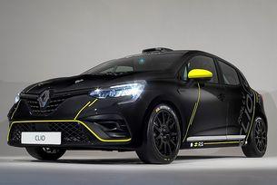 Renault Clio получава три състезателни варианта