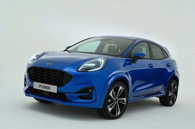 Ford разсекрети нов компактен кросоувър