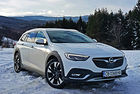 Opel Insignia Country Tourer: Голяма работа