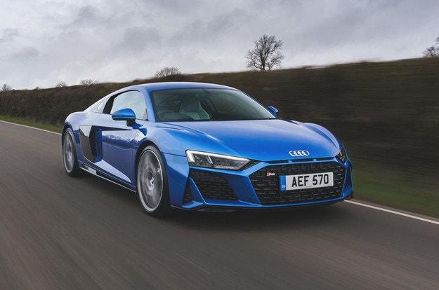 Audi иска да запази V10 в спортния автомобил R8