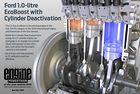 1.0-литровият EcoBoost на Ford отново е Международен двигател на годината