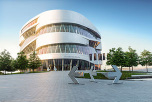 Музеят на Mercedes-Benz: Вече 10 млн. посетители