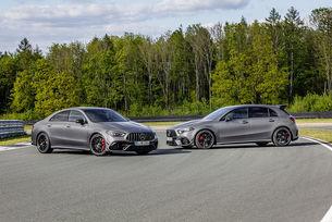 Mercedes-Benz представи AMG A-класа и CLA