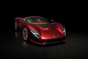 В Гудууд дебютира модел на възродената марка De Tomaso