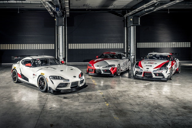 Toyota GR Supra GT4 излиза на пистата през 2020 г.