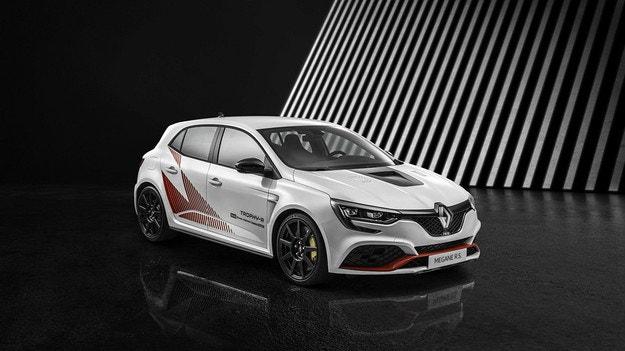 Renault разкри данните на Megane R.S. Trophy-R