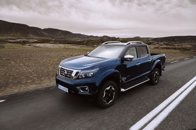 Обновиха пикапа Nissan Navara за Европа
