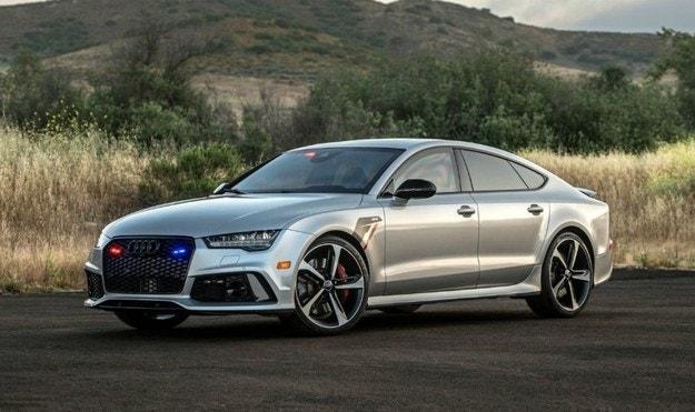 Audi RS7 стана най-бързият брониран автомобил в света