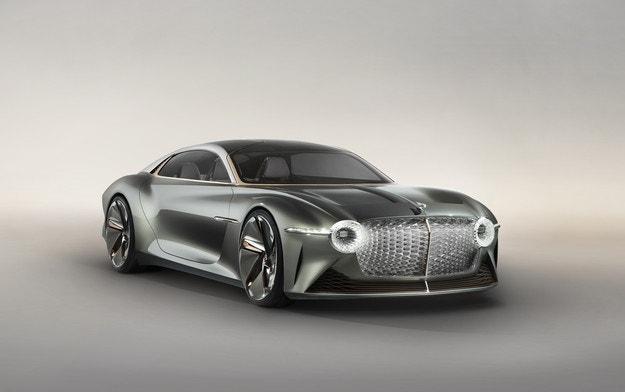 Bentley чества 100 години със суперлуксозно купе